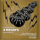 Various Artists: Unreleased Edison Laterals