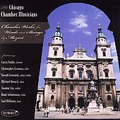 Mozart: Chamber Music for Winds & Strings / Chicago Chamber