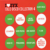 Various Artists: I Love ZYX: Italo Disco Collection 4