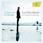 Stravinsky: Le sacre du printemps;  Bart&#243;k, etc  / Salonen