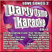 Sybersound: Party Tyme Karaoke: Love Songs 2