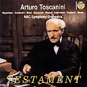 Meyerbeer, Goldmark, Bizet, et al / Toscanini, NBC SO