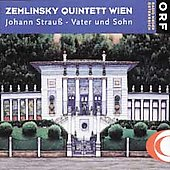 Johann Strauss Vater und Sohn / Zemlinsky Quintett Wien
