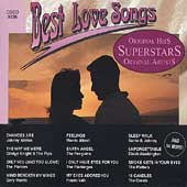 Various Artists: Superstars Best Love Songs, Vol. 1-2