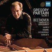 Gregory Partain, Vol 2 - Beethoven, Brahms, et al
