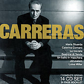 Donizetti, Verdi, Bellini: Complete Operas / Carreras