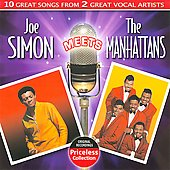 Joe Simon: Joe Simon Meets the Manhattans *