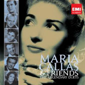 Maria Callas - The Legendary Duets