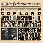 Copland: Appalachian Spring, Danzon Cubano, etc / Bernstein