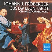 Johann J. Froberger: Harpsichord
