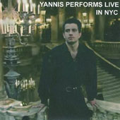 Yannis Performs Live in NYC