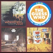 The Guess Who: Wheatfield Soul/Share the Land/Canned Wheat [Box]