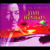 Jimi Hendrix: First Rays of the New Rising Sun [CD/DVD]
