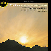 Bruckner: Mass In D Minor; Te Deum