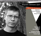 Young Polish Composers In Homage To Frederic Chopin: Wojciech Ziemont Zych