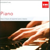 Essential Piano / Argerich, Ciccolini, Collard, et al