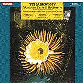 Tchaikovsky: Music for Cello & Orchestra / Wallfisch, Simon