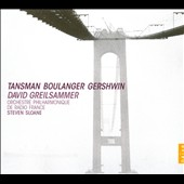 David Greilsammer plays Tansman, Boulanger & Gershwin