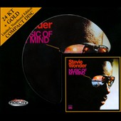 Stevie Wonder: Music of My Mind [Slipcase]