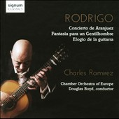 Rodrigo: Concierto de Aranjuez; Fantasia para un Gentilhombre, et al.