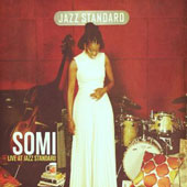 Somi: Live at Jazz Standard [Digipak]