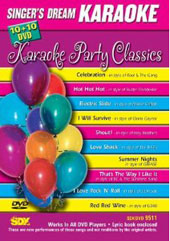 Karaoke: Karaoke: Party Essentials