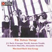The Italian Voyage / Maryland Bach Aria Group