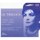 Verdi: La Traviata / Questa, Virginia, Zeani, Gianni, Raimondi