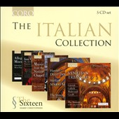 The Italian Collection / Harry Christophers, The Sixteen