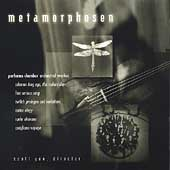 Metamorphosen - Dan Coleman, Irving Fine, et al / Scott Yoo
