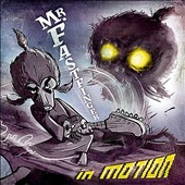 Mr. Fastfinger: In Motion [Digipak]