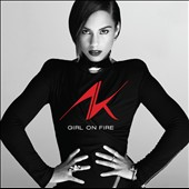 Alicia Keys: Girl on Fire [Digipak]