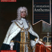 George Frideric Handel: Coronation Anthems / Willcocks