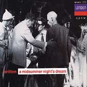 Britten: A Midsummer Night's Dream / Britten, London SO