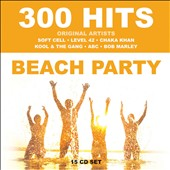 Various Artists: 300 Hits: Beach Party [Box]