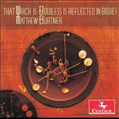 Matthew Burtner (b.1971): That Which is Bodiless is Reflected in Bodies - music for percussion solo / I-Jen Fang, percussion