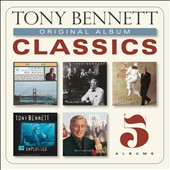 Tony Bennett: Original Album Classics [2015] [Box] *