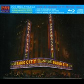 Joe Bonamassa: Live at Radio City Music Hall [CD/BR] [Slipcase]