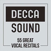 Decca Sound: 55 Great Vocal Recitals including Danco, Ferrier, Siepi, Del Monaco, Flagstad, Souzay, Bergonzi, Sutherland, Resnik, Krause, Pears, Nilsson, Horne, Tebalsi, Hotter & many more [55 CDs]