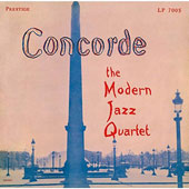 The Modern Jazz Quartet: Concorde