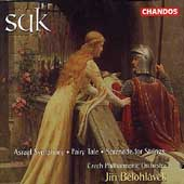 Suk: Asrael Symphony, Fairy Tale, etc / Belohl&aacute;vek, et al