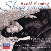 Strauss Heroines / Ren&#233;e Fleming, Eschenbach, Vienna PO