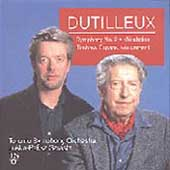 Dutilleux: Symphony no 2, etc / Saraste, Toronto SO