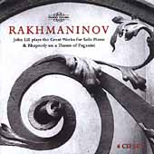 Rachmaninov: Great Works for Solo Piano / John Lill