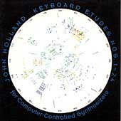 John Holland: Keyboard Etudes nos. 1-24