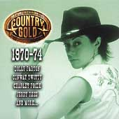 Various Artists: Country Gold 1970-74
