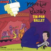 Butler: Tin-Pan Ballet, Bluegrass Variations, etc / Martinez