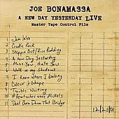 Joe Bonamassa: A New Day Yesterday: Live