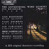 The Gothenburg Wind Quintet - Mortensen, et al / Knardahl