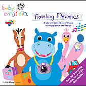 Baby Einstein Music Box Orchestra: Baby Einstein: Traveling Melodies